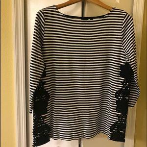 Rafaella striped top
